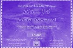 EA5WP-30MDG-Asia-15-Certificate-1