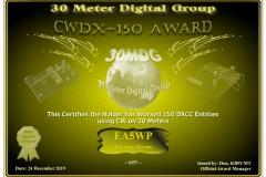EA5WP-30MDG-CW-DX-150-Certificate-1