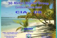 EA5WP-30MDG-Caribbean-08-Certificate-1