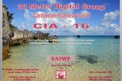 EA5WP-30MDG-Caribbean-16-Certificate-1