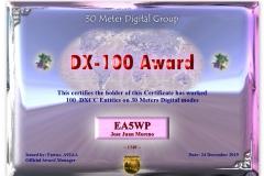 EA5WP-30MDG-DX-100-Certificate-1
