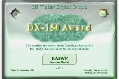 EA5WP-30MDG-DX-150-Certificate-1