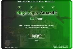 EA5WP-30MDG-High-Flyer-I-Certificate