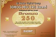 EA5WP-30MDG-MGL-250-Certificate