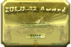EA5WP-30MDG-Zulu-12-Certificate-1