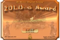 EA5WP-30MDG-Zulu-6-Certificate-1