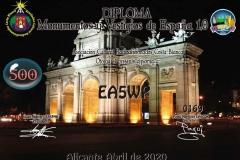 DIPLOMA-DMVE-500-MONUMENTOS