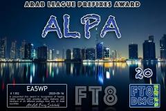 EA5WP-ALPA-20_FT8DMC