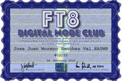 EA5WP-FT8DMC