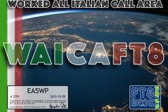 EA5WP-WAICA-WAICA_FT8DMC