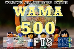 EA5WP-WAMA-500_FT8DMC