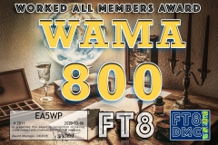 EA5WP-WAMA-800_FT8DMC