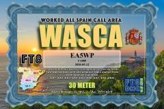 EA5WP-WASCA-30M_FT8DMC