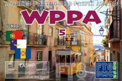 EA5WP-WPPA60-5_FT8DMC