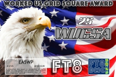 EA5WP-WUGSA-25_FT8DMC