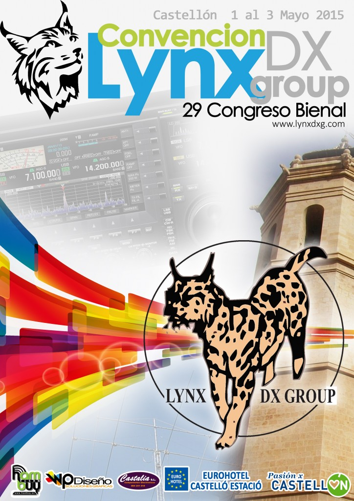 CARTEL CONVENCION LYNX 2015 ok
