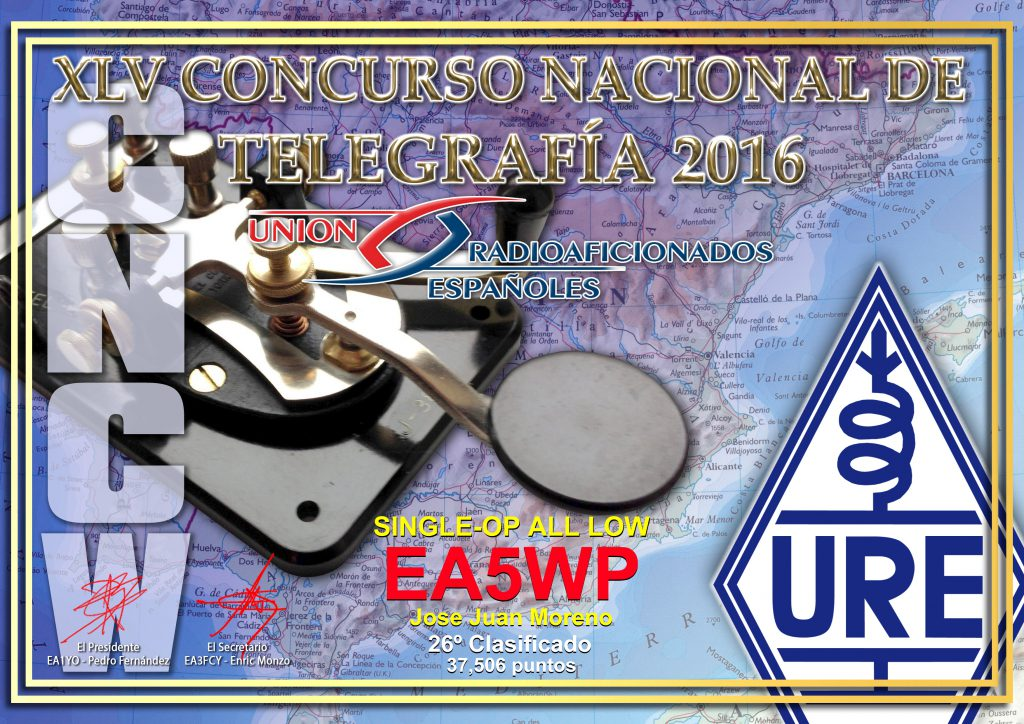 EA5WP CNCW 2016